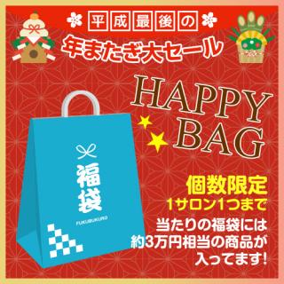 【決】2019年 HAPPY BAG ~福袋~