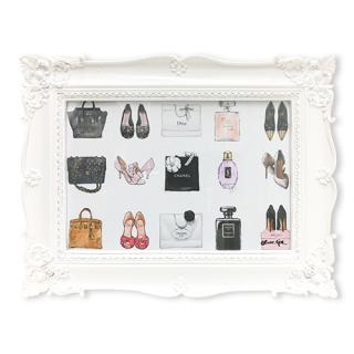 【O】Oliver Gal(オリバー・ガル) Fashion Chart Frame